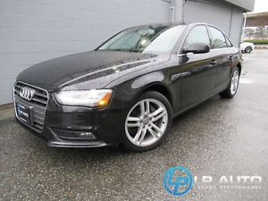 2013 Audi A4 2.0T Premium Plus! MINT! Easy Approvals!