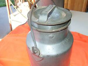 1 x 1 Gallon Milk Can in Perfect  Condition +++ Other Goodies Tamworth Tamworth City Preview
