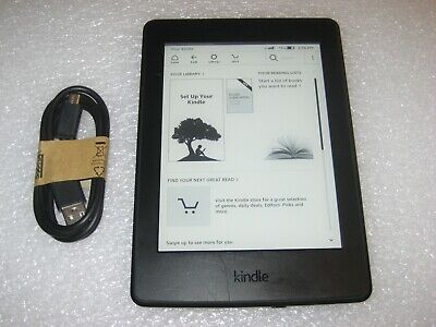 *Ads Free* Amazon Kindle Paperwhite 7th Generation, 3G + Wi-Fi, 4GB, 300 ppi #02