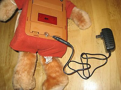 Teddy Ruxpin  Mickey Mouse  Grubby And Snoopy Power Pack