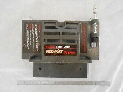 Craftsman Usa Biskit System 171.254230 Router Plateedge Drawer Joiner Kit