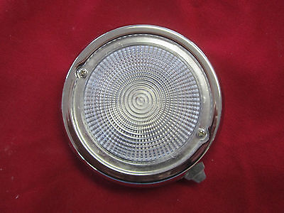 Perko Marine Chrome Dome LIGHT  P#  0300001 CHR