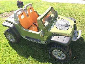 Kids Power Wheels Jeep Hurricane