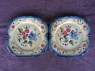 - Certified International Pamela Gladding Flora Dinner Plate 11.5
