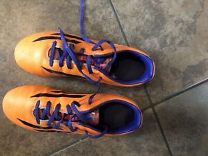 Size 4.5 soccer cleats