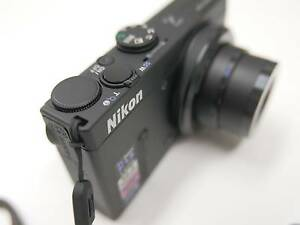 Nikon Coolpix P330 12.2MP Compact digital camera HD GPS 5x Zoom Caringbah Sutherland Area Preview