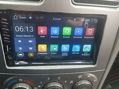 ANDROID touch screen Car Stereo