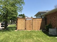Fencing and Decks