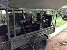 Pressure washer in registered trailer Gympie Gympie Area Preview