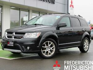 2013 Dodge Journey R/T REDUCED | AWD | HEATED LEATHER | BACK...