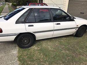 Ford laser 1993 low kms Belmont Lake Macquarie Area Preview
