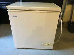 Chest Freezer, 5cubic feet