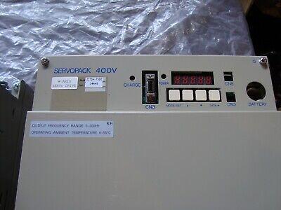 Yaskawa Servopack 400v Sgdh-75de Excellent Condition