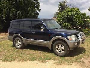 2002 Mitsubishi Pajero Wagon Raywood Loddon Area Preview