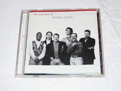 The Very Best of Spyro Gyra by Spyro Gyra CD Aug-2002 Verve Music (The Very Best Of Spyro Gyra)