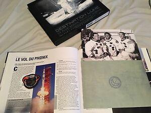 Livre Destination Lune NOUVEAU PRIX