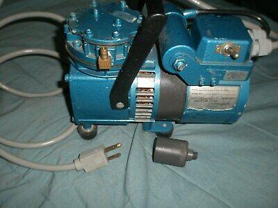 Millipore Waters Vacuum Pump Pu72-225-84