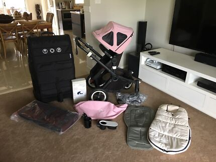 Bugaboo Buffalo with heaps of extras! Retails for over $2500!