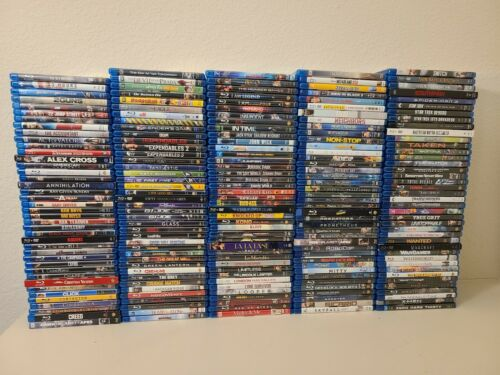 Blu-ray Lot - You Pick - $4.00 - discounted shipping after 1st movie, no digital