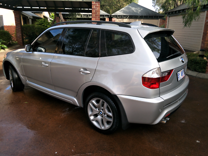 Motorhome wanted with part trade on BMW X3 Broadwater Busselton Area Preview