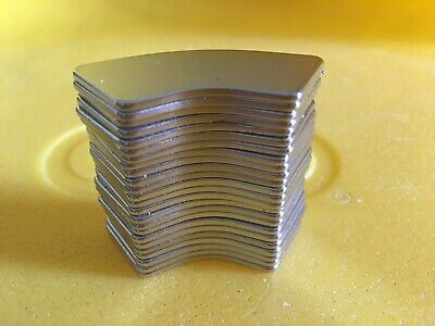 Lot Of 24 Identical Large Neodymium Rare Earth Magnet Hard Drive Magnet