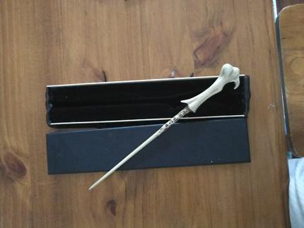 Wanted: Lord Voldemorts bone wand