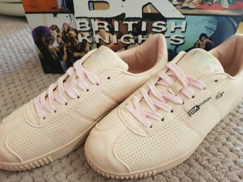 British+Knights+Pink+Trainers+Size+4