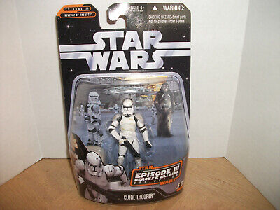 STAR WARS HEROES & VILLAINS COLLECTION CLONE TROOPER EPISODE 3