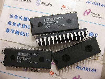 1x Pcm58p-k3 Precision 18-bit Monolithic Audio Digital-to-analog Converter Pcm58