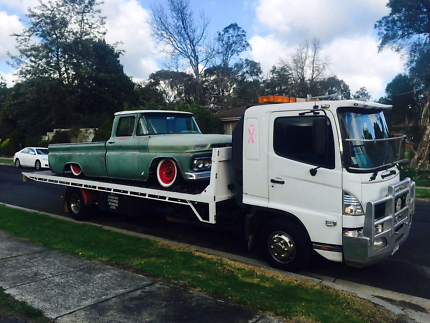 Tow truck services 24/7