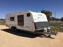 Roadstar Grange 22ft Caravan - excellent condition! Jamestown Northern Areas Preview