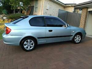 2003 Hyundai Accent Hatchback Cameron Park Lake Macquarie Area Preview