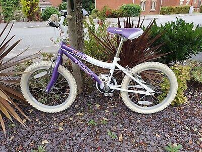 """Probike Bike For Girls 18"""" Wheels (Approx Age 5-6 Yrs)"""