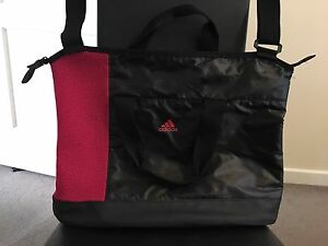 Adidas sports / uni bag with long strap and short used once Oaklands Park Marion Area Preview