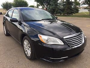 2014 Chrysler 200 LX with low KM 6259