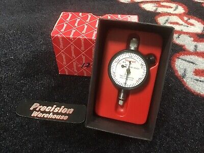 Starrett Dial Indicator No. 81-136-623 Jeweled .0005 Beautiful Condition