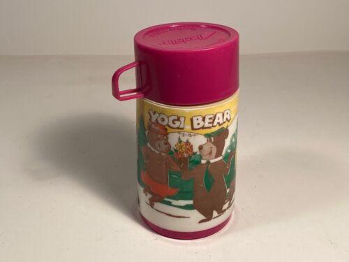 Vintage Aladdin Yogi Bear Thermos 1974 (Thermos Only)