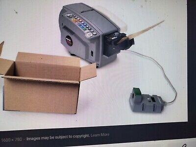 Better Pack 555esa Electronic Gummed Tape Dispenser W Foot Pedal Amd Aerial