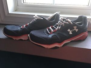 Like New Under Armour Runners