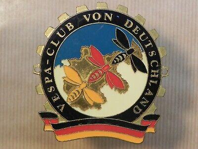 Vespa Club von Deutschland Badge