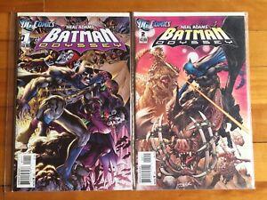 2011 Batman Odyssey série complète #1 à 7 DC Comics