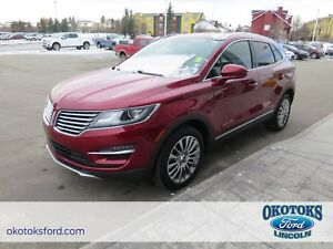 2015 Lincoln MKC 2.0L I4 Ecoboost engine, Climate Package, Na...