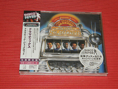 2018 DISCO FOREVER DRAMATICS The Dramatic Jackpot   JAPAN CD