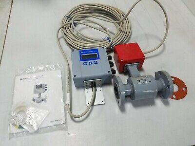 Badger Meter Electromagnetic Flowmeter M2000 W Nom. Size Dn40 112 Flanged