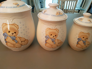 Teddy Canisters Evanston Gardens Gawler Area Preview