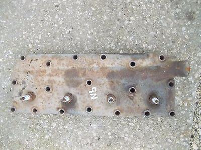 Ferguson Ford 9n Tractor 4 Cylinder Gas Engine Motor Cylinder Head