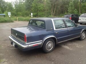 Rare 1988 Chrysler New Yorker Landau