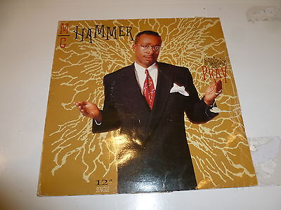 "M C HAMMER - Pray - 1990 UK 12"" Vinyl Single"