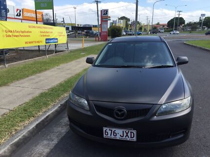 2006 Mazda 6 Classic manual Sedan $4999 Woodridge Logan Area Preview