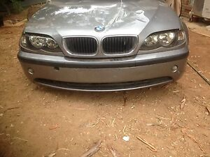 2004 BMW 318i Auto. One ly for wrecking. Modbury Tea Tree Gully Area Preview